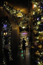 Christmas Decorating Pendant Lights by Decorating Captivating Christmas Hallway Decor Ideas Kropyok