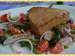 comment cuisiner le thon frais recettes de thon frais et salades