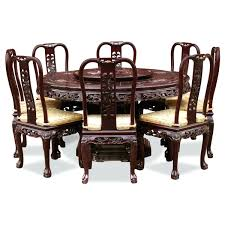 dining table dining room decor carved dining table set simple