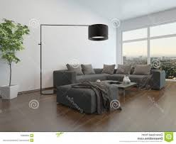 couch schwarz grau einrichtungsideen wohnzimmer grau weis haus design ideen