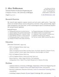 Cs Resume Example by Curriculum Vitae Samples For Electrical Engineers
