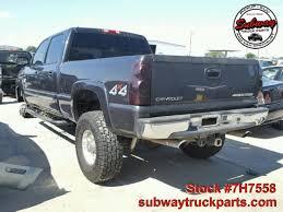 Chevy Silverado Truck Parts Used - used 2003 chevrolet silverado 1500 6 0l 4x4 parts sacramento