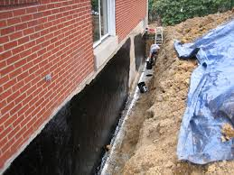 perfect basement waterproofing exterior structural at