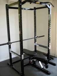 Bench For Power Rack Review Powertec Power Rack Pr11 And Utility Bench Ub11