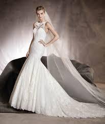 Pronovias Wedding Dress Prices Pronovias Alexia Style Amazing Mermaid Lace Bridal Gown P Alexia