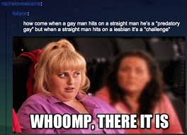 Fat Amy Memes - and this one teething lgbt and feminism