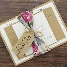 beautiful chic wedding invitations details about 1 vintageshab