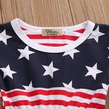 Baby Flag Baby Usa Romper Suit U2013 Juniorshopstyle