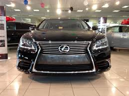 lexus showroom 2013 ls460 when do they hit the showrooms clublexus lexus