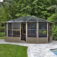 affordable lowes garden treasures gazebo design home ideas