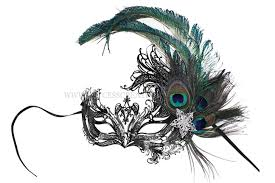peacock masquerade mask decorated metal laser cut peacock masquerade mask