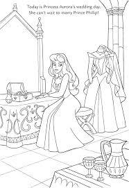 princess aurora prince philip coloring pages princesses belle