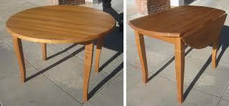 Kitchen Collectibles 34 Round Drop Leaf Kitchen Table Uhuru Furniture Collectibles
