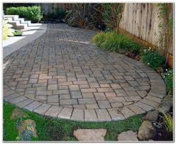 Rock Patio Designs by Good Looking Paver Stone Patio Design Ideas Patio Design 236