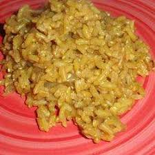 cuisiner le riz recette riz complet au curry toutes les recettes allrecipes