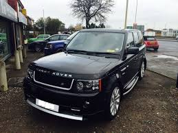 land rover vogue 2005 range rover sport 2005 facelift conversion to 2012 meduza design ltd