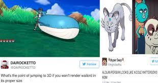 Moon Moon Memes - our 20 favorite pok礬mon sun and moon memes geek universe geek