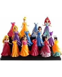 Sweet Deal On Princess Snow White Character Toys Doll Cake Toppers