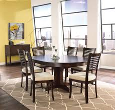 custom dining room furniture canadel custom dining customizable round table with pedestal and