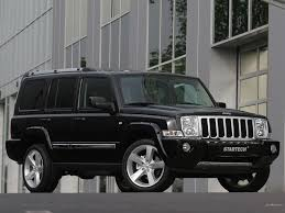 commander jeep 2010 jeep commander says yes to mud