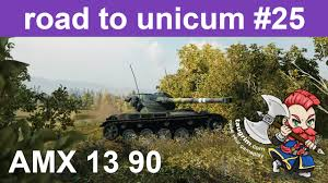 amx 13 90 unicum guide review 9 3k lt 15 contribution in