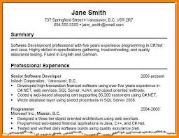 Summary Of Qualifications On Resume Examples Personal Summary Examples For Resume Glamorous Resume Personal