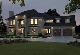 Brick Exterior House Designs House Design And Decorating Ideas - New brick home designs
