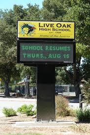 live oak high hill california wikipedia