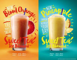 Teh Fruity the coffee bean launches new fruity sweet tea blended drinks
