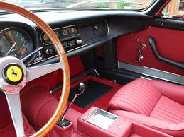 ferrari custom interior ferrari 275 gtb 4 lhd u203a ferrari grey red black silver interior