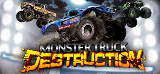 monster truck destruction steam