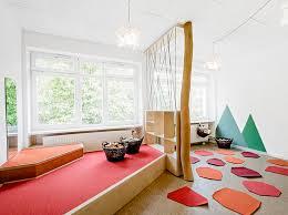 wandgestaltung kindergarten spielend tolle bauwerke kreieren und präsentieren auf der