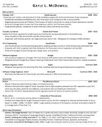 business school education part time how to make a cover letter Resume  Example and Cover Letter