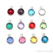 necklace making charms images 2018 trendy birthstone charms for necklace bracelet jewelry making jpg