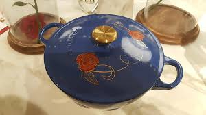 le creuset beauty and the beast beauty and the beast soup pot by le creuset cast iron pinterest