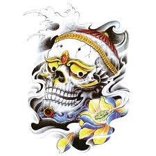 popular tribal tattoos men back buy cheap tribal tattoos men back