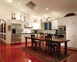 Rug For Dining Room by Rug Under Kitchen Table Houzz