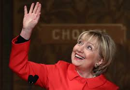 back in the spotlight hillary clinton refocuses on policy and