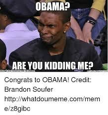 Ebook Meme - obama are you kidding me brought b fac comnbamemes ebook congrats