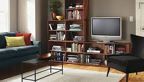 Bookcase Decorating Ideas Living Room Living Room Bookshelves Ecoexperienciaselsalvador Com