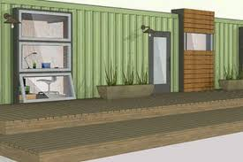 north end u0027s shipping container home arrives this spring curbed