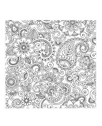 papier peint a colorier pour imprimer ce coloriage gratuit coloriage adulte paisley iran