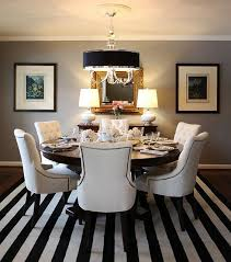 Black Formal Dining Room Sets 320 Best Formal Dining U0026 Living Rooms Images On Pinterest