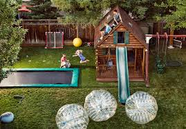 anti helicopter dad builds playground in backyard gbcn