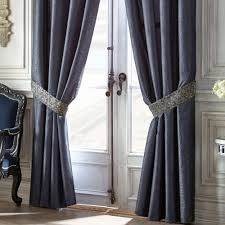 Short Window Curtains by Vaughn Window Treatment By Waterford Linens
