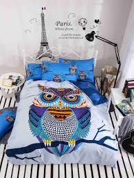online get cheap full size bed cartoon character sheets