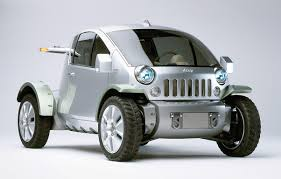 jeep concept vehicles 2003 jeep treo concept supercars net