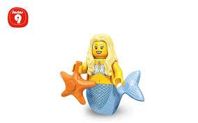 mermaid characters minifigures lego com