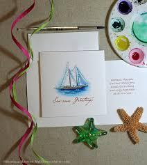Nautical Themed Christmas Cards - nautical christmas cards christmas sailboat my personal artist