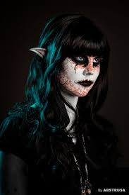 black contact lenses halloween 17 best abstrusas halloween portraits images on pinterest